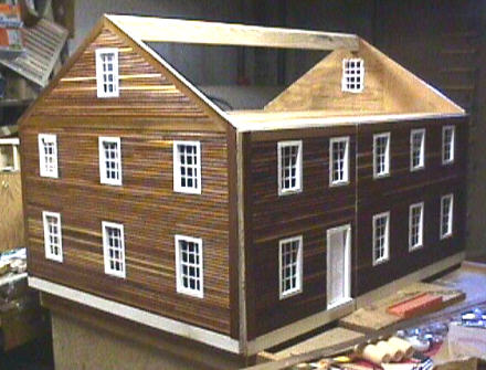 Bill's doll house